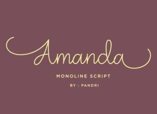 Amanda Font