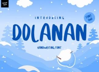 Dolanan Font