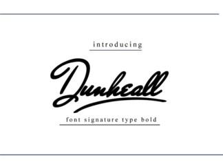 Dunheall Font