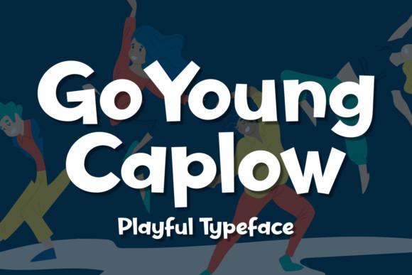 Go Young Caplow Font