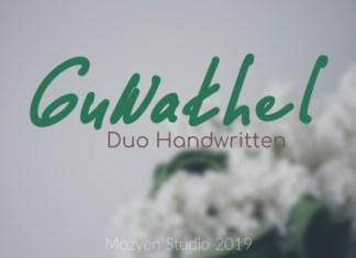 Guwathel Font