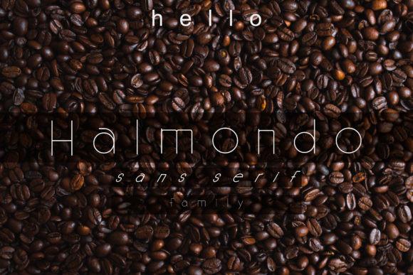 Halmondo Font