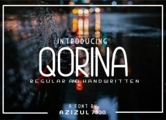Qorina Font