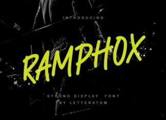 RAMPHOX FONT