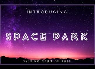 Space Park Font