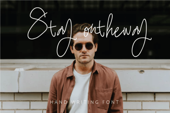 Stay Ontheway Font