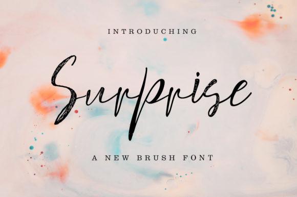 Surprise Font