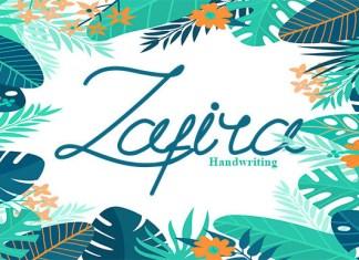 Zafira Font