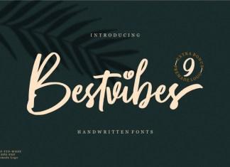 Bestvibes - Handwritten Font