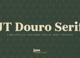 JT Douro Serif Font Family