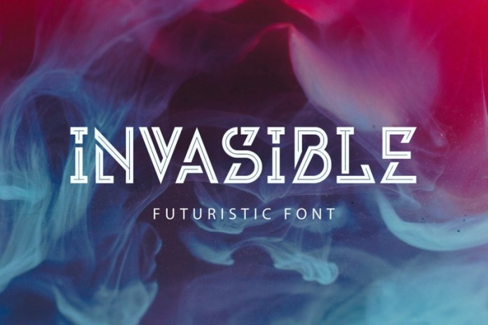 Invasible Font