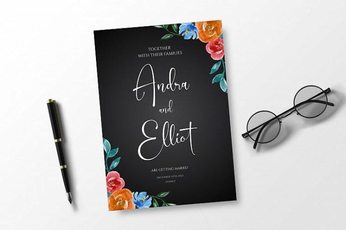 Solvetta - Beautiful Signature Font