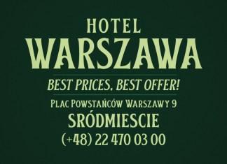 Obsypac | Vintage Serif Font