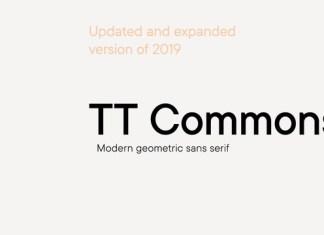 TT Commons Font