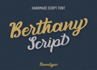 Berthany Font
