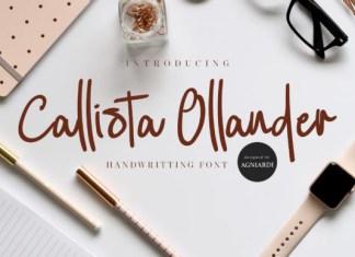 Callista Ollander Font