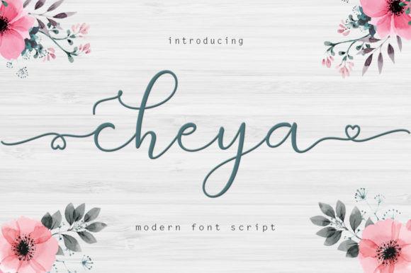 Cheya Font