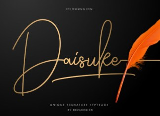 Daisuke Font