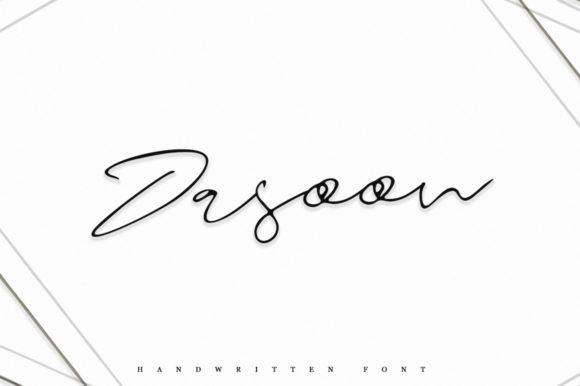 Dasoon Font