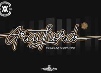 Frayhord Font