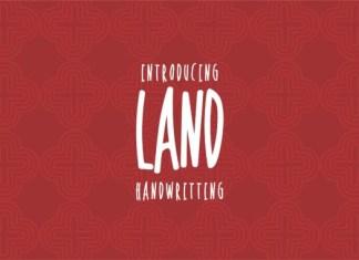 Land Font