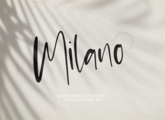 Milano Font
