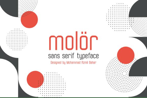 Molor Font