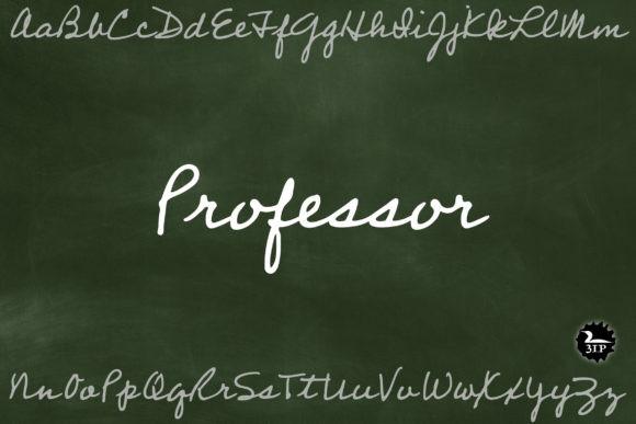 Professor Font