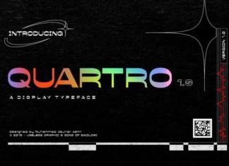Quartro Font