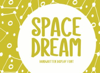 Space Dream Font
