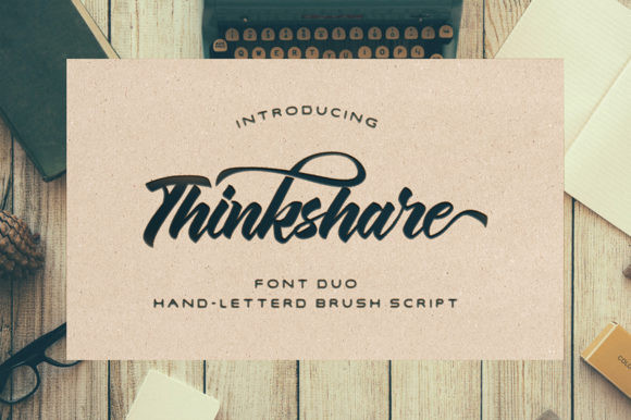 Thinkshare Font