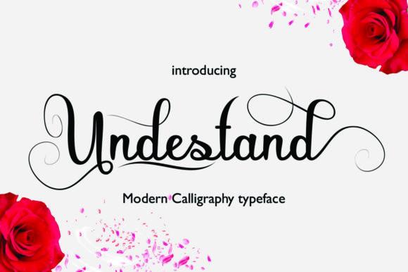Undestand Font