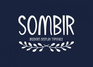 Sombir Regular Font