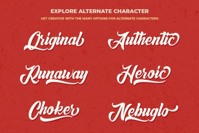 Anordighos Font