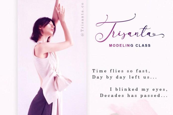 Arellia Script Luxury Font
