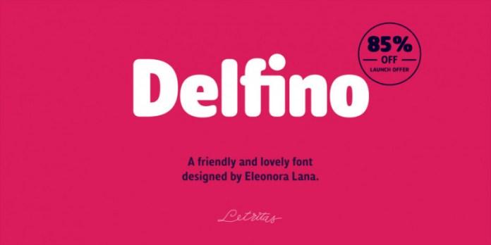 Delfino Font
