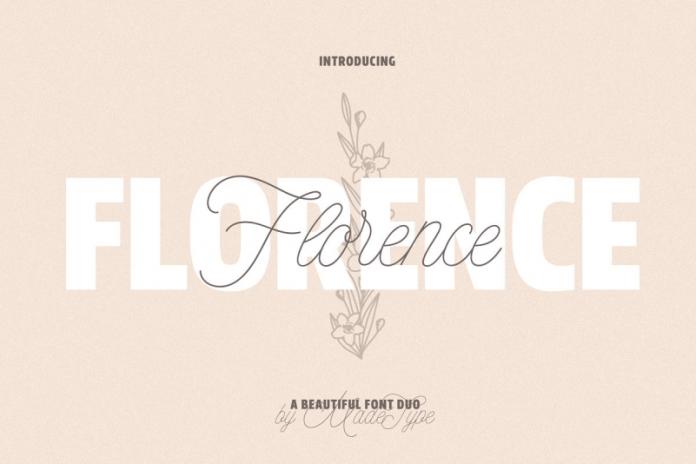 MADE Florence | a Beautiful Font
