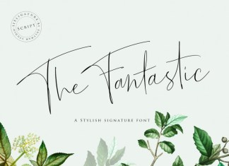The Fantastic Font