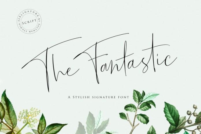 The Fantastic Font