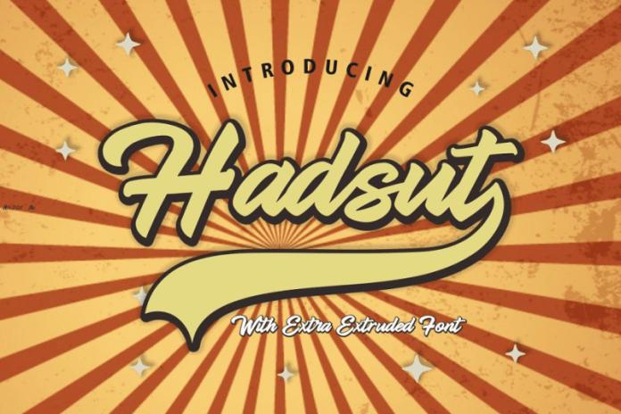 Hadsut Font