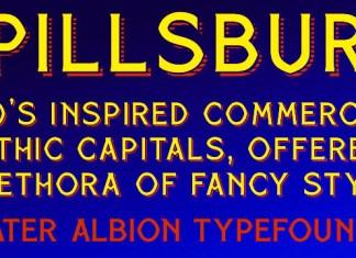 Spillsbury Font