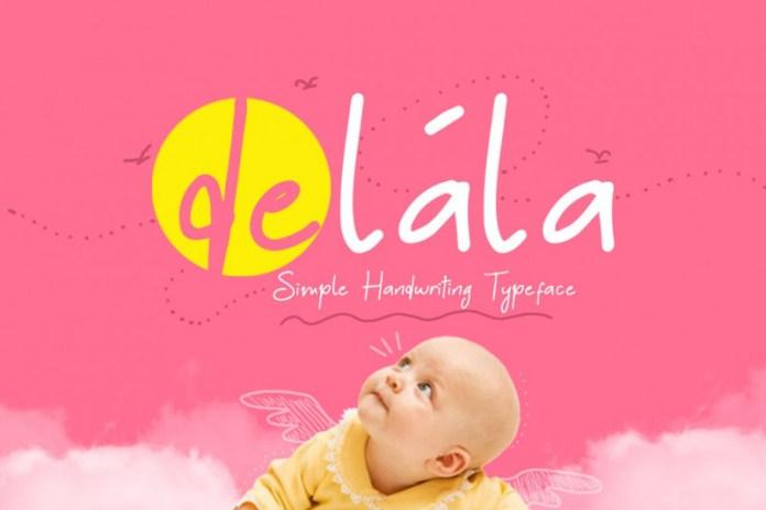 Delala Regular Font