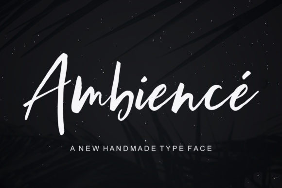 Ambience Font