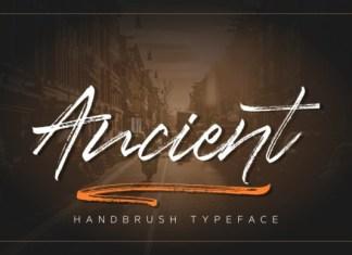 Ancient Font