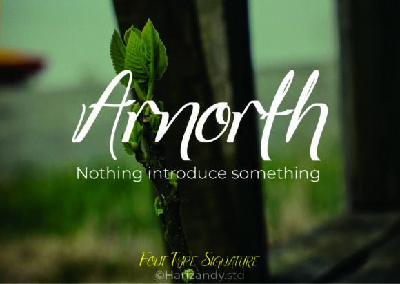 Arnorhth Font