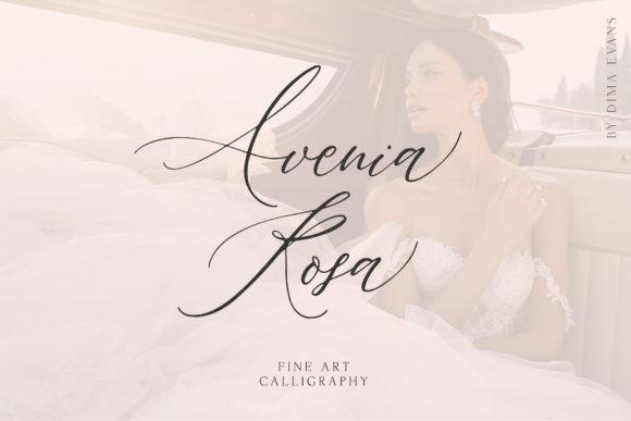 Avenia Font