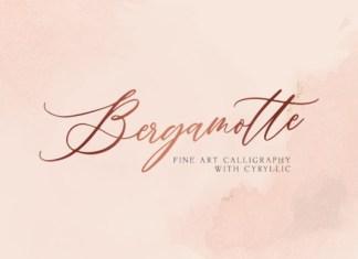 Bergamotte Font