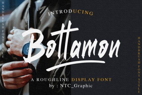 Bottamon Font