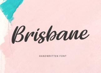 Brisbane Font