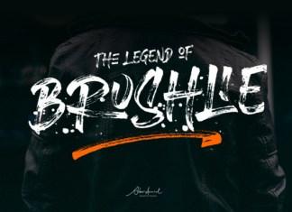 Brushlie Font